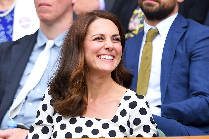 Mindenki megőrül Katalin hercegné új hajáért