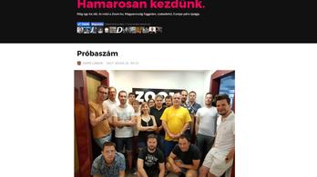 Már bele lehet kötni az új magyar hírportálba, a Zoom.hu-ba