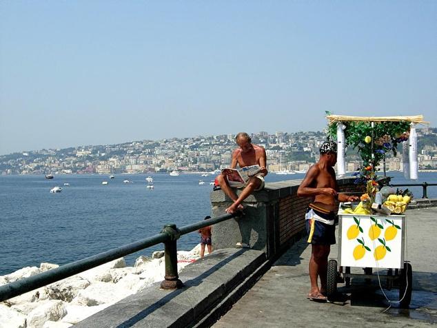 Egy kis mediterrán limonádét az olasz tengerpartról?