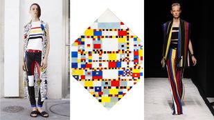 100 éve inspirálódunk Mondrian munkásságából