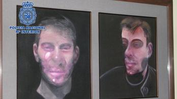 A festmény eredetiségének igazolására küldött fotó buktatta le a tolvajokat