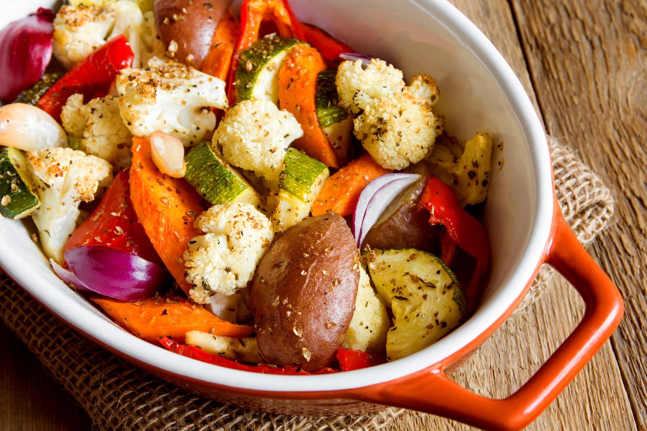 Roppanós, pikáns zöldségek 250 kalória alatt - Sütőben vagy grillen is elkészítheted