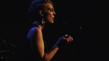 Koncertje közben halt meg egy francia énekesnő