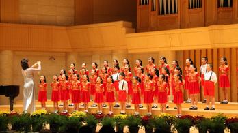Kínai és magyar kórusok versenyeznek Százhalombattán