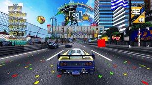 A 90-es évek hangulatát idéző versenyjáték jön Switch-re