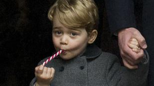 György herceg elmúlt négy éve igazán fantasztikusan alakult