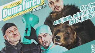 A Dumafüred Fesztivál idén nem csak a dumaszínházasok miatt lesz érdekes