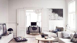 Csak egy újabb gyönyörű dán otthon