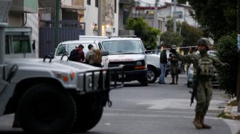 Lelőttek egy bandavezért Mexikóvárosban