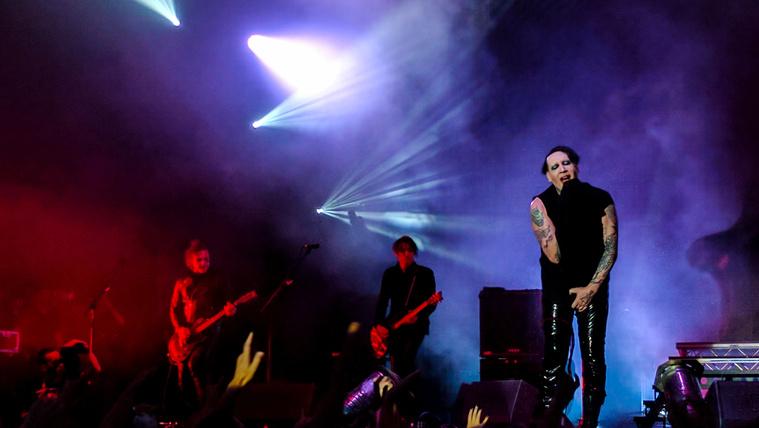 Hatalmas élmény volt Marilyn Manson koncertje, de nem miatta