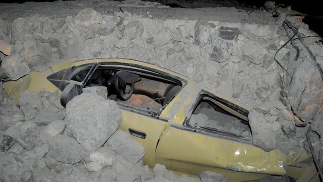 Turisták is meghaltak az égei-tengeri földrengésben