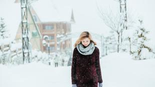 Szülés Alaszkában - ami hóvihar miatt majdnem elmaradt