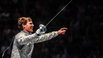 27 év után van magyar világbajnoka a férfi kardnak