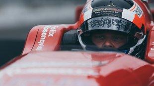 Felix Rosenqvist ismét lenyűgözte a Chip Ganassi Racinget