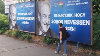 16 milliárdunkba kerültek a Soros és Brüsszel elleni kampányok