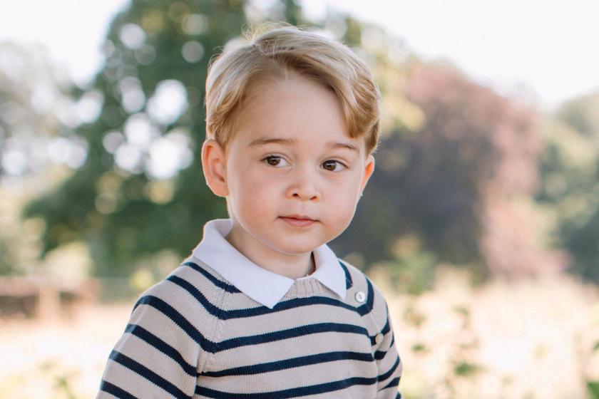 A 4 éves György herceg már iskolába megy - Katalin csak egy dolog miatt aggódik