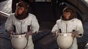 A legfurcsább Majmok bolygója epizód: a Menekülés