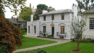 A ház, ahol  John Keats alkotott