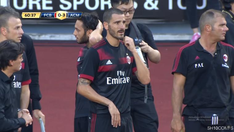 Juvésok, sírhattok: Bonucci bemutatkozott a Milan mezében