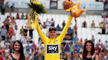 Chris Froome szakaszgyőzelem nékül nyeri negyedik Tourját