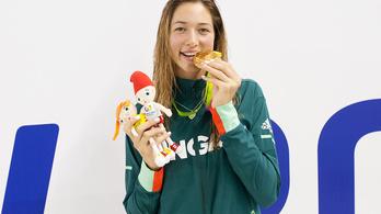 Senánszky Petra megint világcsúccsal nyert a világjátékokon