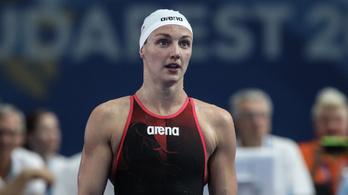 Hosszú Katinka odacsapott, két döntős női 400 gyorson