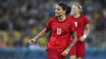 Magyar lányt választottak a legjobb német futballistának