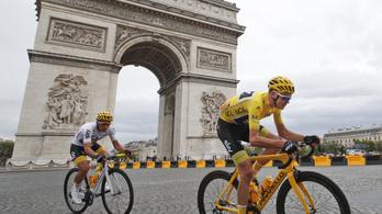 Tour: hatéves sikersorozat szakadt meg a párizsi sprintben