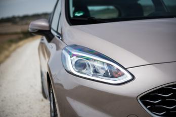 A Fiesta az új Focus