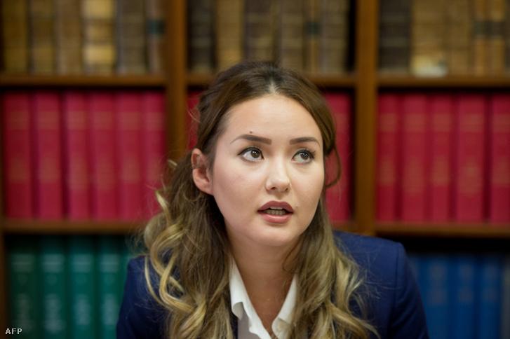 Madina, Muhtar Abljazov lánya