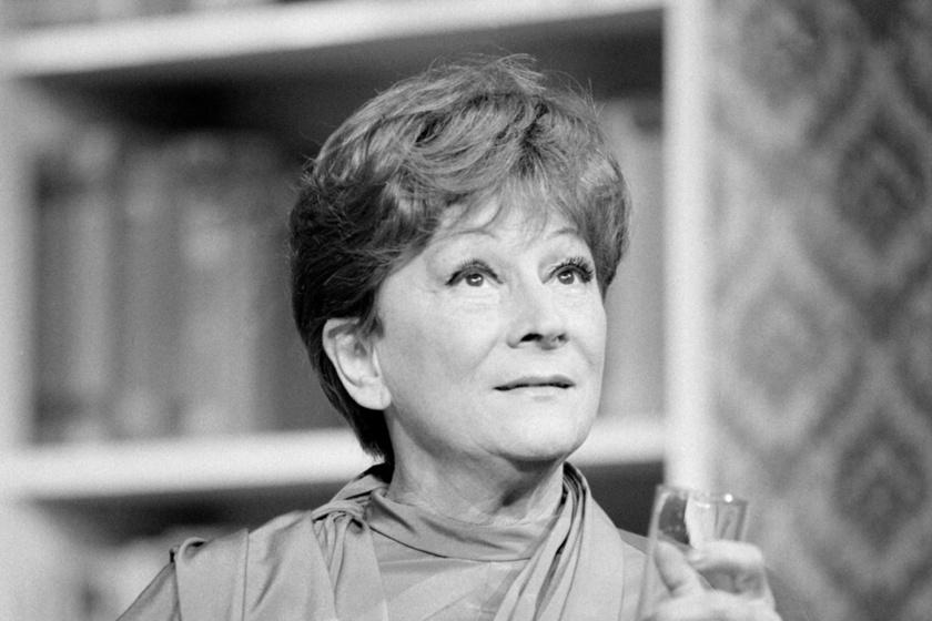 Békés Itala 90 évesen is ragyog - Ő a legidősebb színésznőnk, aki még játszik a színpadon