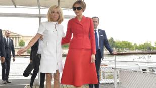 Melania Trump Dior ruhája nem egy sima ruha