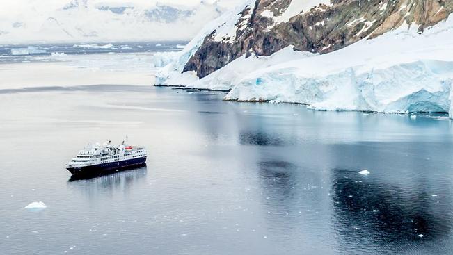 Szívesen lenne túravezető az Antarktiszon? Most megteheti