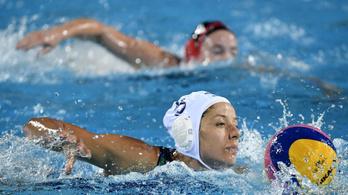 4-6: Kanada a negyeddöntőben kiejtette a női pólósokat