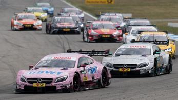 A Mercedes az F1 jövőjéért dobja a DTM-et