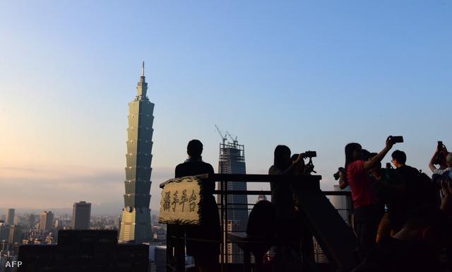 Helló, Taipei 101