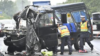 Halálos baleset  Biharkeresztesnél