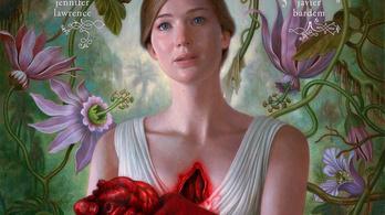 Jennifer Lawrence a szívét is kiteszi értünk