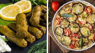 10 étel amit ne hagyj ki, ha Görögországban nyaralsz