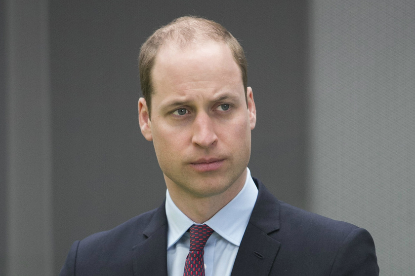 Vilmos herceg szívszorító vallomást tett az esküvője napjáról