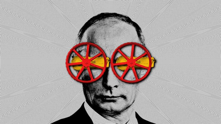 A németekkel karöltve masírozunk Putyin gázmennyországába