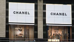 A Chanel ledózerolt pár Amazon árust