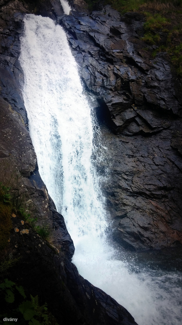 Günstner Wasserfälle
