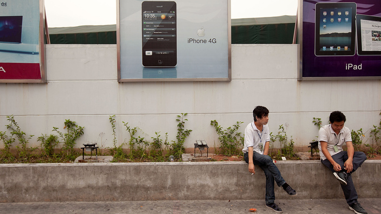 Ráunt az iPhone-rabszolgaságra, Japán elfoglalásával menekül a legnagyobb ismeretlen techcég