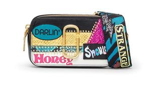Cindy Crawford lánya nem akármilyen táskát tervezett