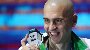 Cseh: A balhé miatt elsikkadt az úszók megünneplése