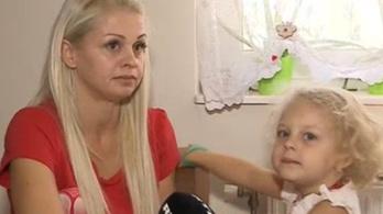 Hazaköltöztek Magyarországra, a kórház kiszámlázta a kislány laborvizsgálatát