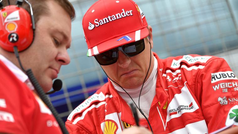 Furcsa tényező okozta Räikkönen gumihibáját