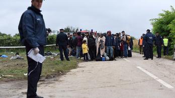 EU-bíróság: Horvátországnak nem szabadott volna továbbengednie a menekülteket