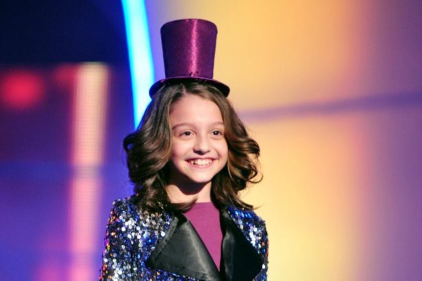 Bájos kislányból dögös nő lett - Így néznek ki ma a magyar tehetségkutatók sztárjai